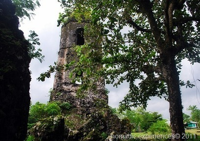 Nomadic Experiences: Haunting Tale of Cagsawa Ruins | Philippine Travel | Scoop.it