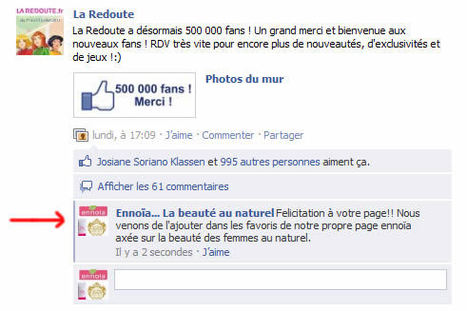 Facebook… Basculer sa Fan Page vers plus de visibilité | Time to Learn | Scoop.it