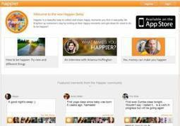 New social network, Happier, is for positive people only | Kickin' Kickers | Scoop.it
