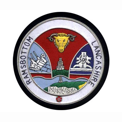Embroidery Badges - Custom Embroidered Patches , Emblem Crests | Well Done Badges Co | Scoop.it