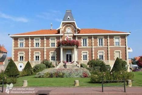 Aquitaine en photo : Mairie de Soulac-sur-Mer, Gironde | Aquitaine | Scoop.it