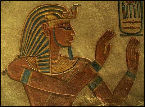 Huelgas en el Antiguo Egipto | Enseñar Geografía e Historia en Secundaria | Scoop.it