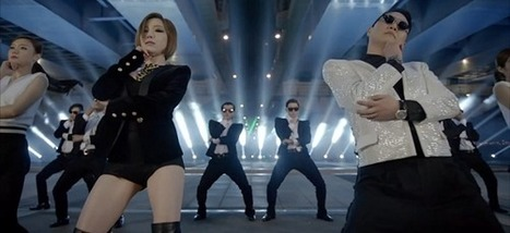"""Gentleman"" de Psy, nouveau record Youtube | Music Industry sources | Scoop.it"