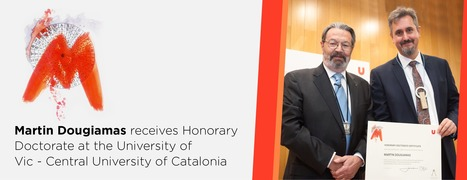 Martin Dougiamas receives Honorary Doctorate | moodle3 | Scoop.it
