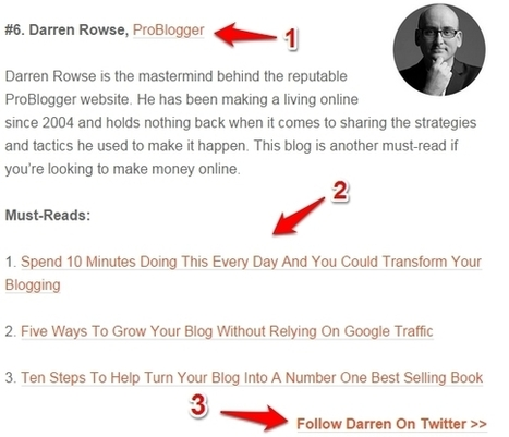How to Get Top Bloggers to Share Your Content and Boost Your Traffic | Content Marketing and Curation for Small Business | Scoop.it
