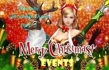 Wartune Addicts Blog: Wartune December Events Part 2 - Merry Christmas Events 12/23 - 01/04 | Wartune Addicts | Scoop.it