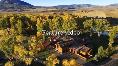 Elk River Ranch - Aerial Imaging Productions | Aerial Video | Scoop.it