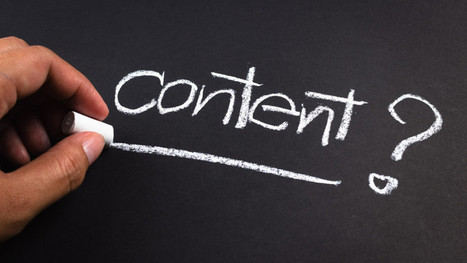 The Difference Between Content And Content Marketing | MarketingHits | Scoop.it