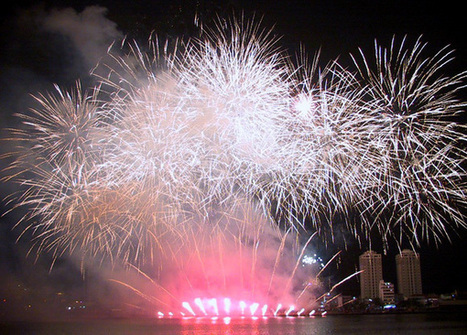 The Fireworks locations on New Year's Eve Tet Giap Ngo 2014 | Travel News | Scoop.it