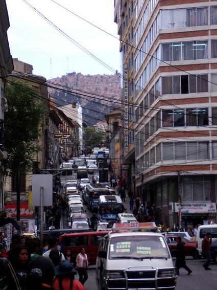 La via del Sur - Mobilité à La Paz: entre chaos et cubisme. | Géographie : les dernières nouvelles de la toile. | Scoop.it