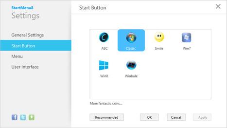 Add Windows 7 Start Menu & Start Orb To Windows 8 With StartMenu 8 | Time to Learn | Scoop.it