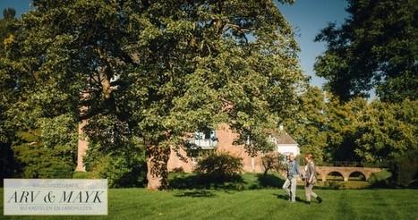 Loveshoot bij Kasteel Ophemert | Bruidsfotografie | Scoop.it