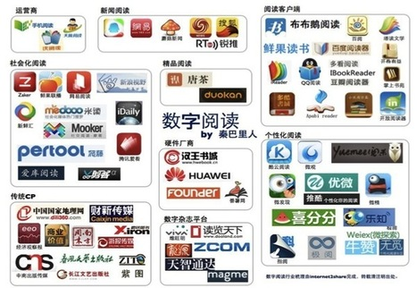 At a Glance: China's digital reading market | TechNode | ePR | Scoop.it