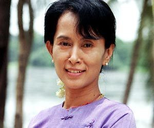 Her name | Aung San Suu Kyi: an international icon of resistance and hope | Scoop.it