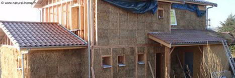La construction paille, désormais réalisée par les professionnels | Autres Vérités | Scoop.it