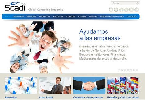 Scadi Global Consulting Enterprise S.L. | marketing en redes sociales | Scoop.it