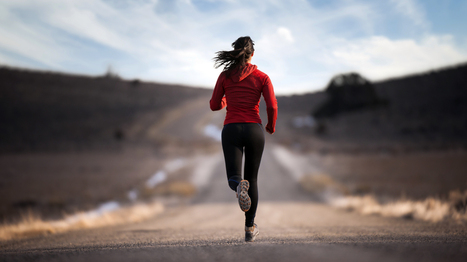 Run When You're 25 For A Sharper Brain When You're 45 | Health studies, findings, advancements | Scoop.it