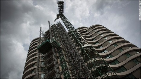 U.K. home prices could drop. But don't get too excited... | UK House Building | Scoop.it