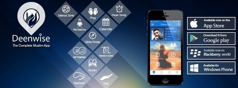 The Need for a Next Generation Muslim App | Islamic Apps | Scoop.it