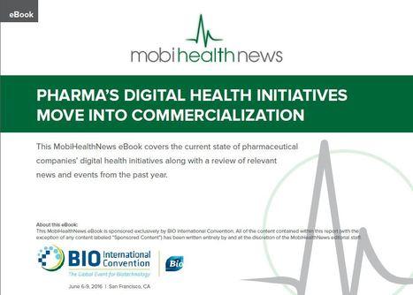 En profundidad: Iniciativas de salud digital en Pharma se mueven a la comercialización. eBook | esalud y Farmacia | Scoop.it