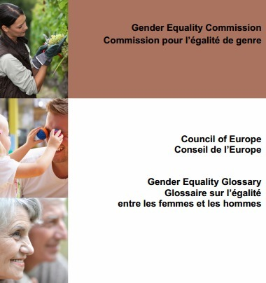 (FR) (EN) (PDF) - Gender Equality Glossary | Gender Equality Commission | Glossarissimo! | Scoop.it