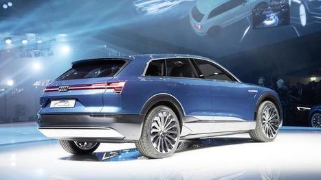 Audi Q6 e-tron, un SUV électrisant   Luxe & Luxury   Scoop.it
