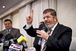 Morsy: If you stick your finger in Egypt, I'll cut it off | Égypt-actus | Scoop.it
