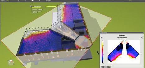 La maquette numérique pour un bâtiment performant dès sa conception | Rendons visibles l'architecture et les architectes | Scoop.it