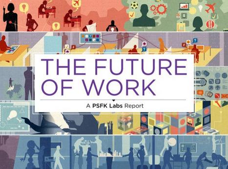 Réflexions sur l'entreprise et l'environnement de travail de demain | D'Dline 2020, vecteur du bâtiment durable | Scoop.it