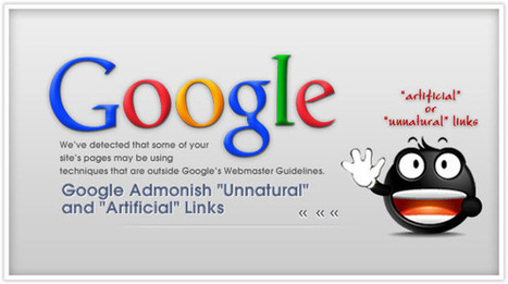 What Is Google Telling Us About Link Building? Natural Beats Gamed | Collaborative Revolution | Scoop.it