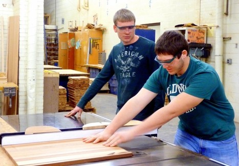 For Lakeview students, shop class is more than building gun racks | Manufacturing | Scoop.it