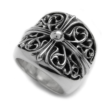 925 Silver Chrome Hearts Classic Music Oval Cross Ring [CH #ch2066] - $278.00 : Cheap Chrome Hearts | Chrome Hearts Online Store | Tayler Kula | Scoop.it