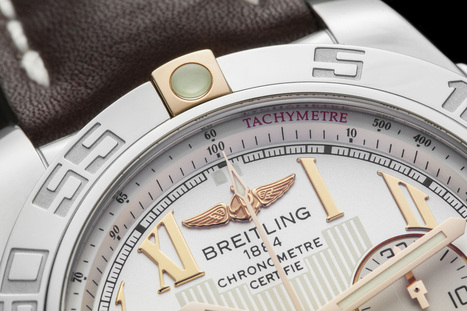 In House and in Charge: Breitling's B01 sets the Benchmark   luxury watches   Scoop.it