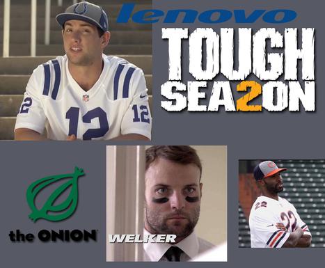 "Watch Web Series:  ""Tough Season, Episode 9"" | NFL Football and Fandomonium | Scoop.it"