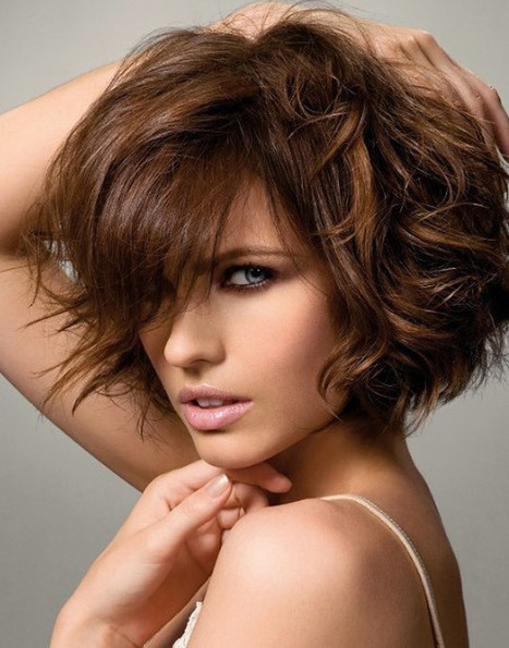 Easy Curly Hairstyle for Women - Hairstyle Ideas | News | Scoop.it