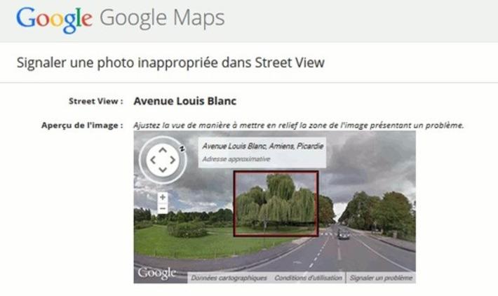 Flouter des détails personnels sur Street View | Le Newbie | TIC et TICE mais... en français | Scoop.it