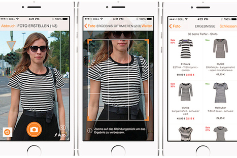 Le site de e-commerce Zalando teste la recherche de vêtements à partir d'une photo - La Revue du Digital | E-marketing Topics | Scoop.it