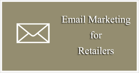 Why Email Marketing Is The Best Strategy For Retailers - AlphaSandesh Email Marketing Blog | Click Cabin Affiliate network | Scoop.it