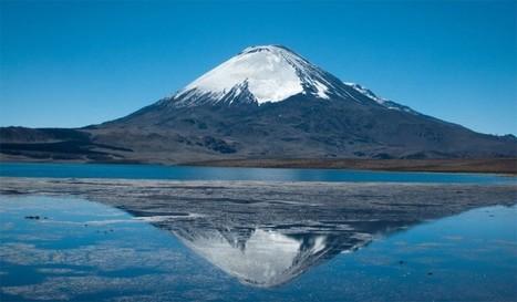 Científicos encuentran el volcán más grande del mundo en el océano   Entretenimiento   Scoop.it