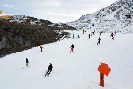Ski: il a neigé dans les Alpes - Libération | Domaines skiables | Scoop.it