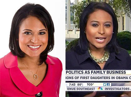 Kristen Welker (Black/White) [American] | Mixed American Life | Scoop.it