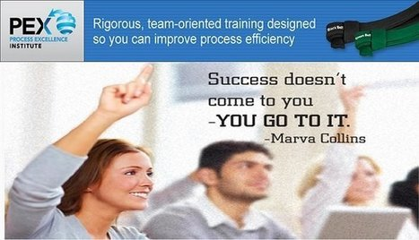 5 Ways to Convince Your Boss to Pay for Green and Black Belt Training   Process Excellence   Scoop.it