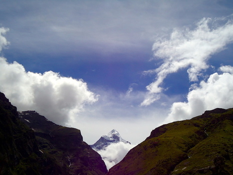 That Mountain of Badrinath and Mana Village, Uttarakhand - Travelling Ides of March | Travel India | Scoop.it