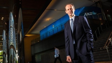 ANZ Bank boss Shayne Elliott tells Melbourne Fintech Meetup he's ready to invest | Mobile Financial Services | Scoop.it