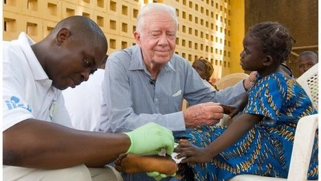 Guinea worm 'will be eradicated soon' | Health in motion! | Scoop.it