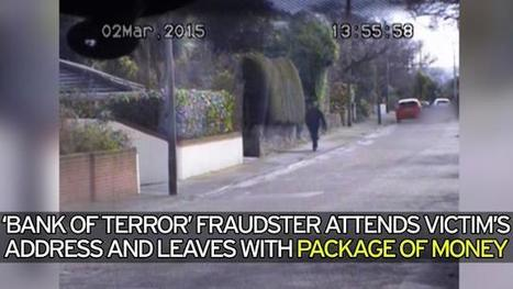 """Listen to moment """"Bank of Terror"""" fraudster cons elderly woman out of £20,000 - Mirror.co.uk 