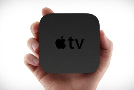 5 Ways To Use Apple TV In The Classroom - Edudemic | Edtech PK-12 | Scoop.it