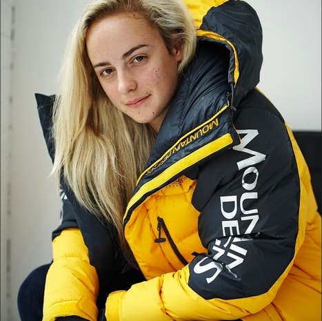 Alyssa Azar devient la plus jeune Australienne à escalader l'Everest | Neige et Granite | Scoop.it