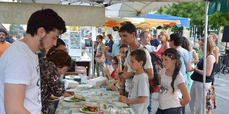 Sarlat (24) : les gourmands bio remettent le couvert | Agriculture en Dordogne | Scoop.it