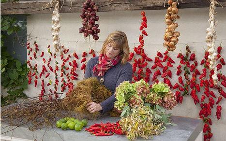 How to make a Christmas wreath for your front door | Gardening | Scoop.it